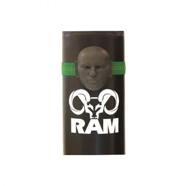 Gezicht van RAM.